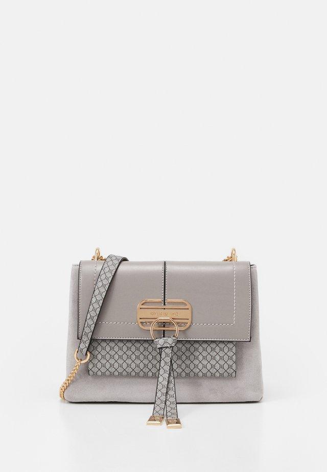 TASSEL LOCK  - Handbag - grey