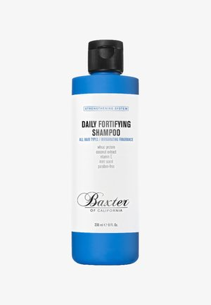 DAILY FORTIFYING SHAMPOO 236ML - Schampo - blue