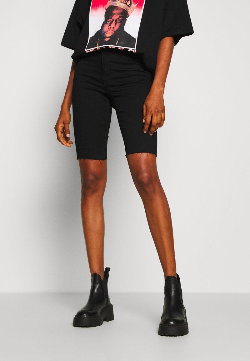 Noisy May - NMBE CALLIE  - Shorts - black