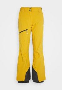 Icepeak - COVE - Ski- & snowboardbukser - fudge - 5