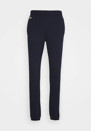 Pantaloni sportivi - marine/blanc
