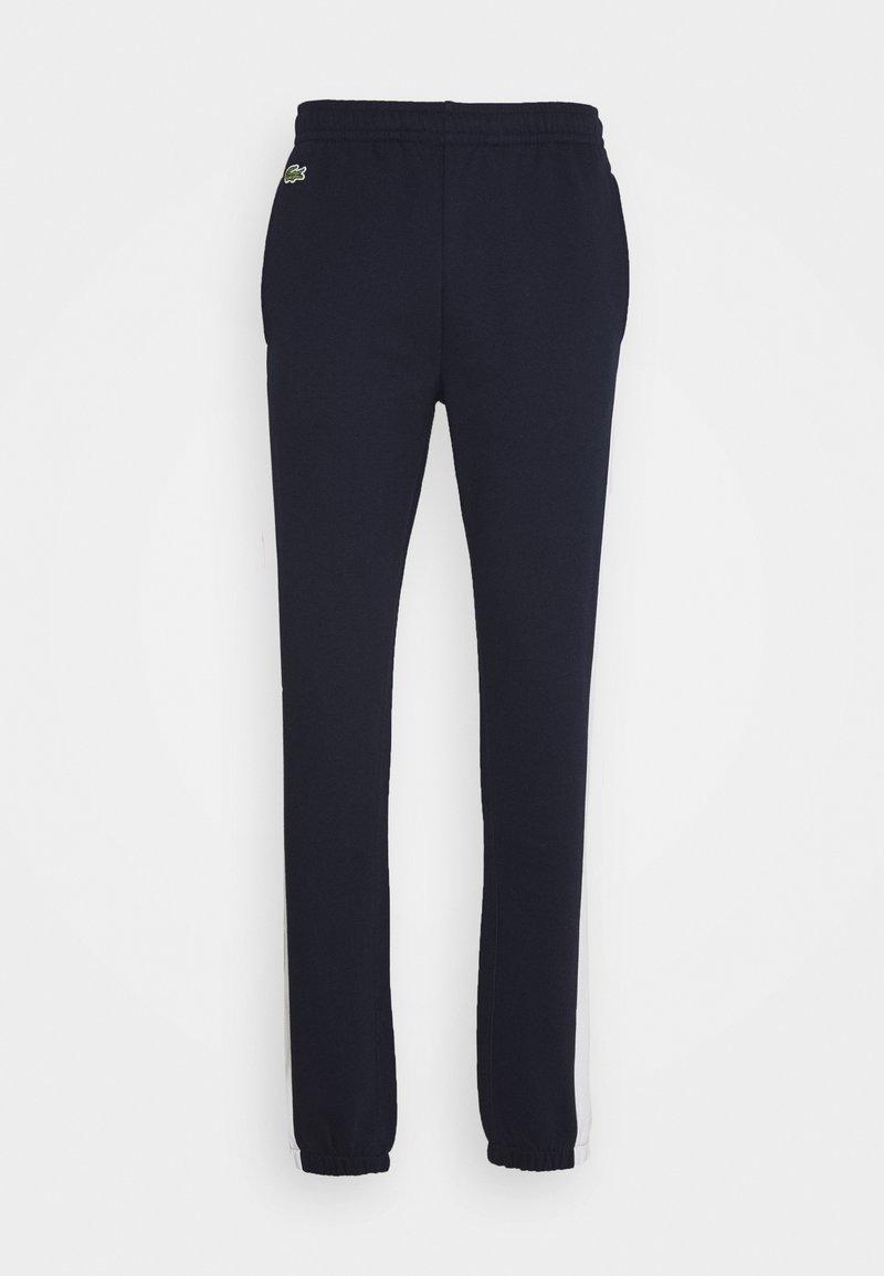 Lacoste - Teplákové kalhoty - marine/blanc
