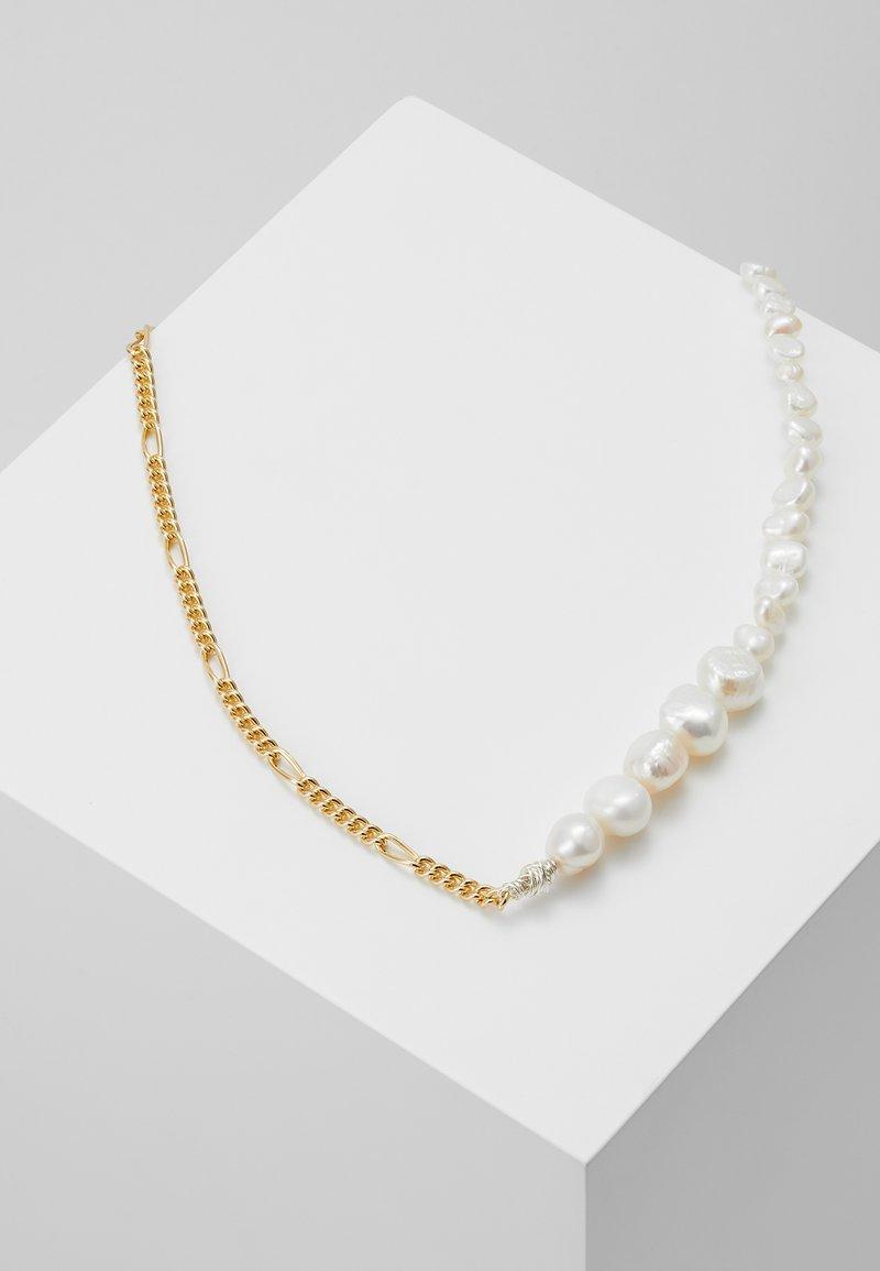 WALD - PAS DE DEUX NECKLACE - Collier - gold-coloured