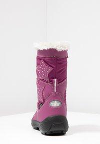 LICO - CATHRIN - Vinterstøvler - pink/silber - 4