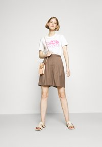 Coach - NEON HORSE AND CARRIAGE  - T-shirt con stampa - white - 1