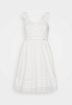 GIA CAMI DRESS - Kjole - white