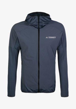 ADIDAS PERFORMANCE TERREX SKYCLIMB FLEECEJACKE HERREN - Outdoor jacket - legacy blue