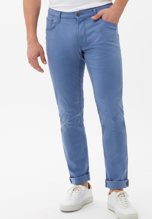 STYLE CHUCK - Jeans a sigaretta - blue