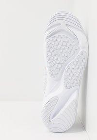 Nike Sportswear - ZOOM  - Sneakers - platinum tint/bright crimson/white/university gold/hyper royal - 4