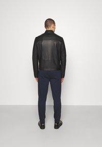 HUGO - LOKIS - Leather jacket - black - 2