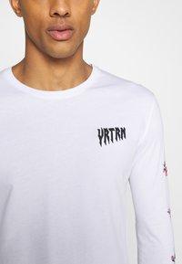 YOURTURN - UNISEX - Long sleeved top - white - 5