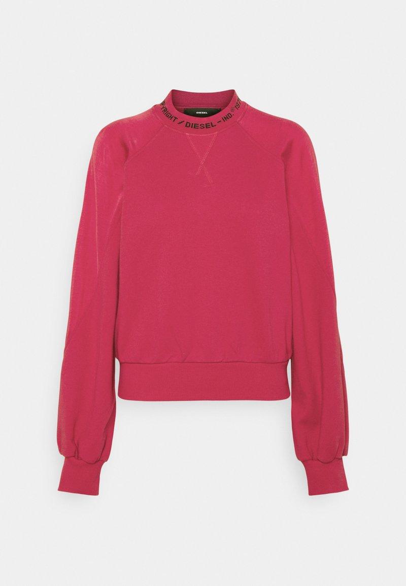 Diesel - F-TULIP - Sweatshirt - pink