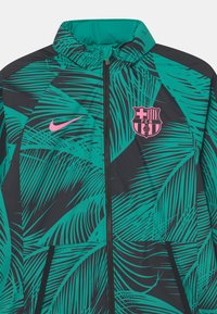 Nike Performance - FC BARCELONA UNISEX - Club wear - new green/black/pink beam - 3