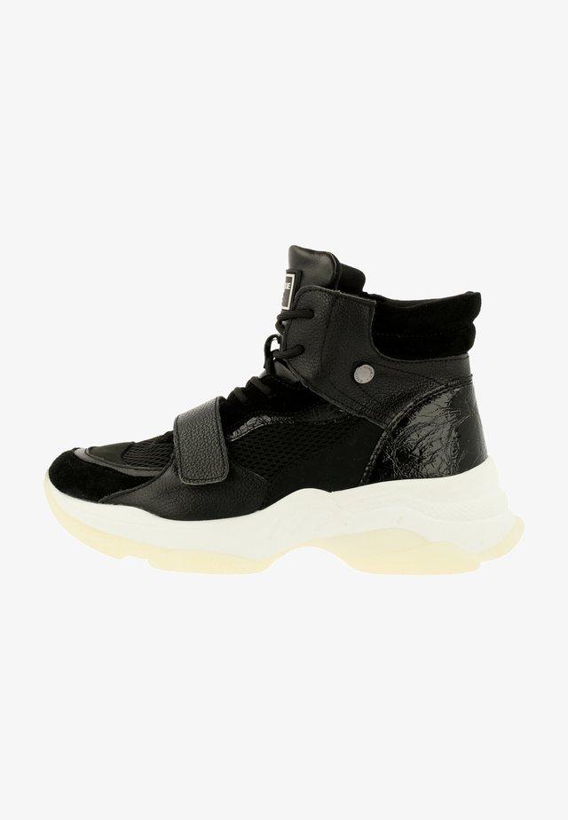 ZERA - Sneakers hoog - black