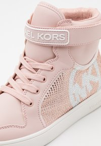 MICHAEL Michael Kors - ZIA JEM AMY - High-top trainers - pink - 5