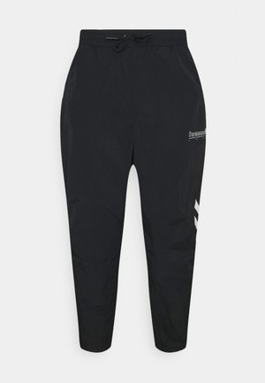 MUSA REGULAR PANTS - Tracksuit bottoms - black