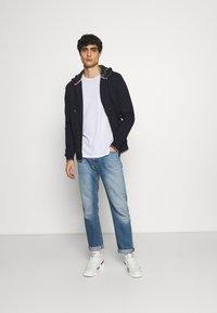 Tommy Hilfiger - BASIC HOODY - Zip-up hoodie - blue - 1
