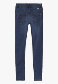 Name it - NKFPOLLY DNMZASCHA PANT - Jeans Skinny Fit - medium blue denim - 1