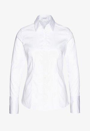 ANNA - Button-down blouse - weiß