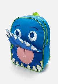 Sunnylife - DINO KIDS BACK PACK LARGE UNISEX - Rucksack - blue - 3