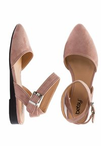 Betsy - Slingback ballet pumps - pink - 3