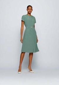 BOSS - Day dress - light green - 1