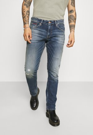 SCANTON SLIM - Slim fit jeans - blue denim