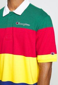 Champion - ROCHESTER TEAM STRIPES - Piké - multicolor - 4