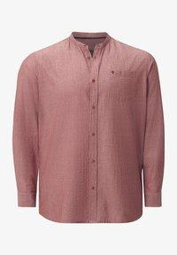Charles Colby - HEMD DUKE KENDALL - Formal shirt - orange gestreift - 0