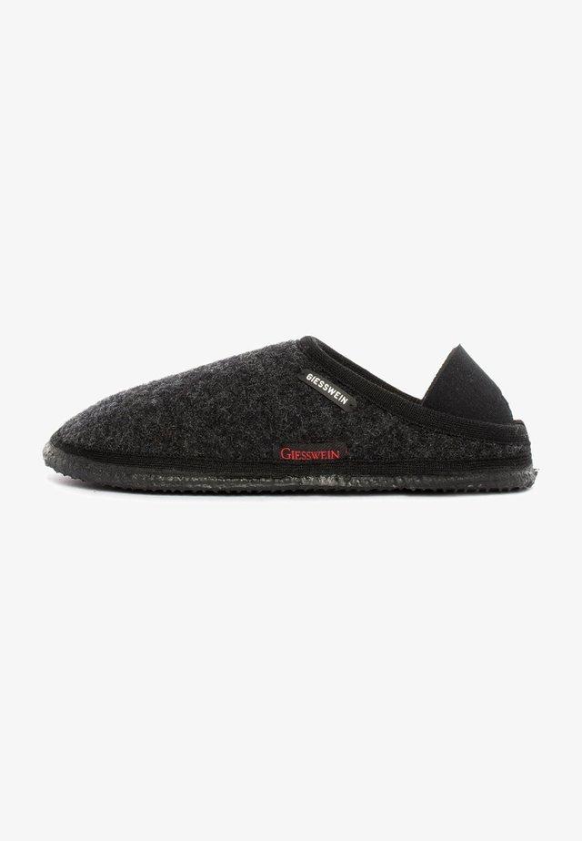 NERITZ - Pantoffels - anthrazit
