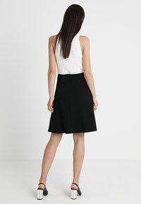 Part Two - JEMAJA SK - A-line skirt - black - 2