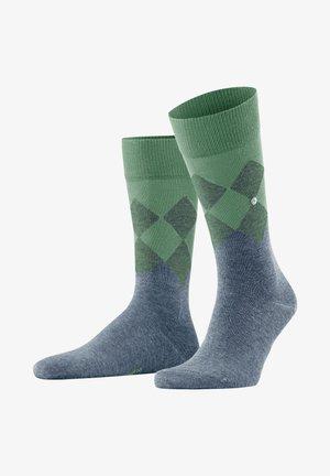HAMPSTEAD - Socks - ocean mel