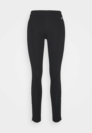 ESSENTIAL - Legginsy - black
