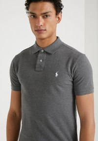 Polo Ralph Lauren - SLIM FIT MODEL - Polo - fortress grey heather - 4
