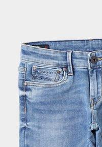 Pepe Jeans - PIXLETTE - Skinny džíny - light-blue denim - 3