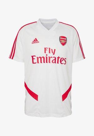 ARSENAL LONDON FC - Club wear - white/scarlet