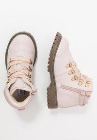 Friboo - Šněrovací kotníkové boty - lilac - 0