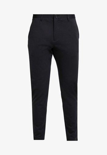 Pantalon classique - dark navy
