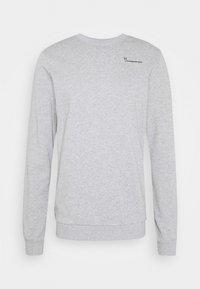 Knowledge Cotton Apparel - Felpa - grey melange - 0