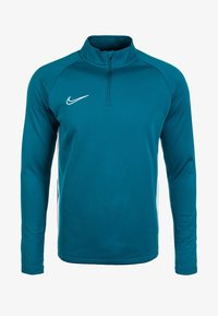 Nike Performance - DRY ACADEMY - Sports shirt - blue - 0