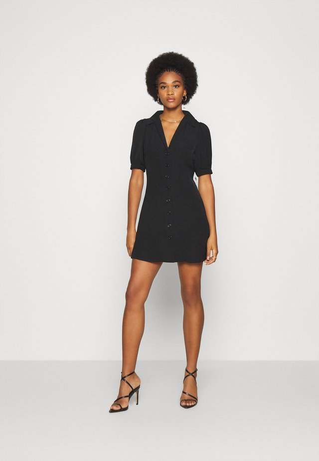 MARI - Day dress - black