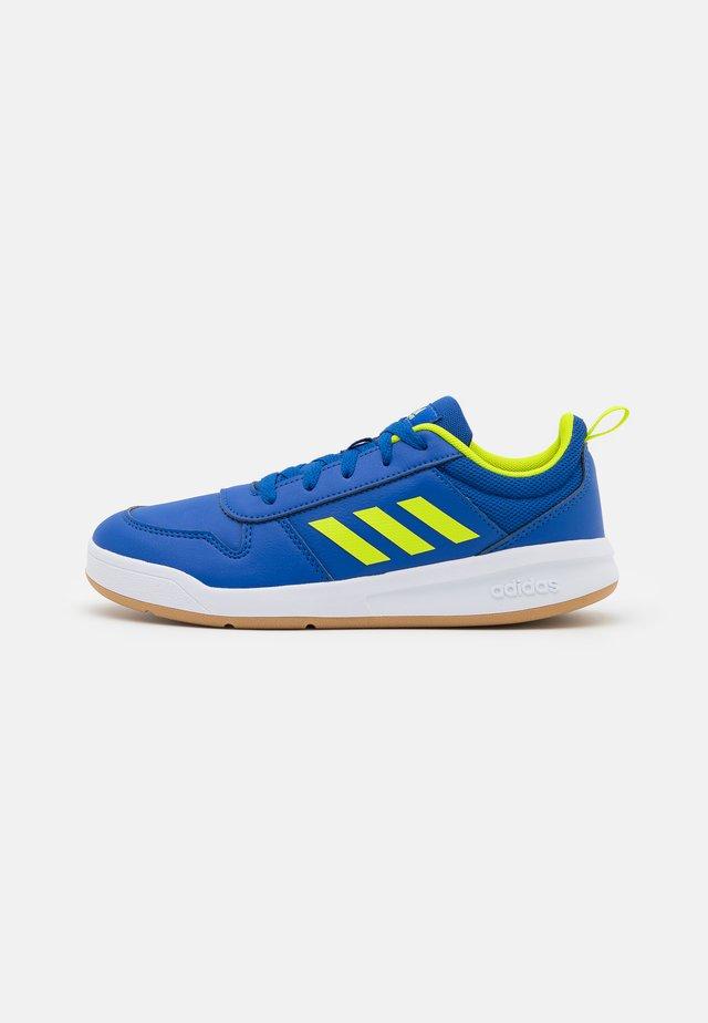 TENSAUR UNISEX - Sports shoes - team royal blue/acid yellow/footwear white