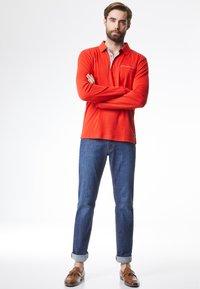 Pierre Cardin - DEAUVILLE REGULAR FIT - Straight leg jeans - darkblue - 1