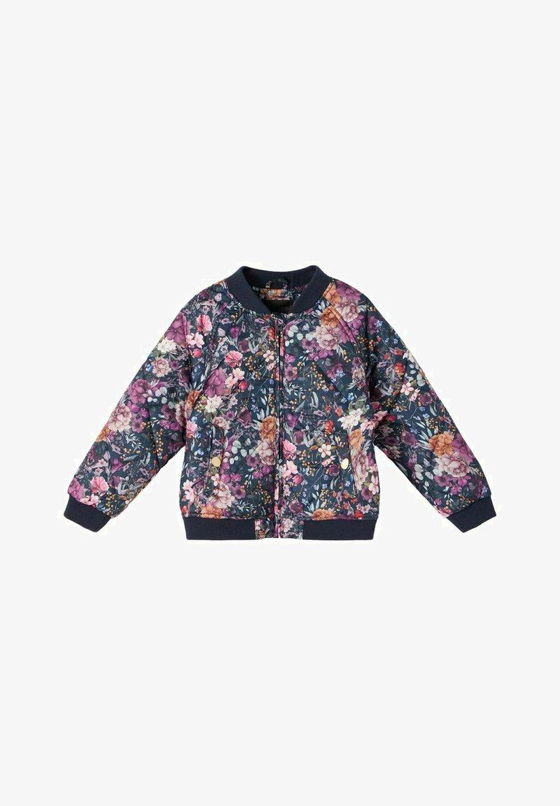 Name it - Winter jacket - dark sapphire