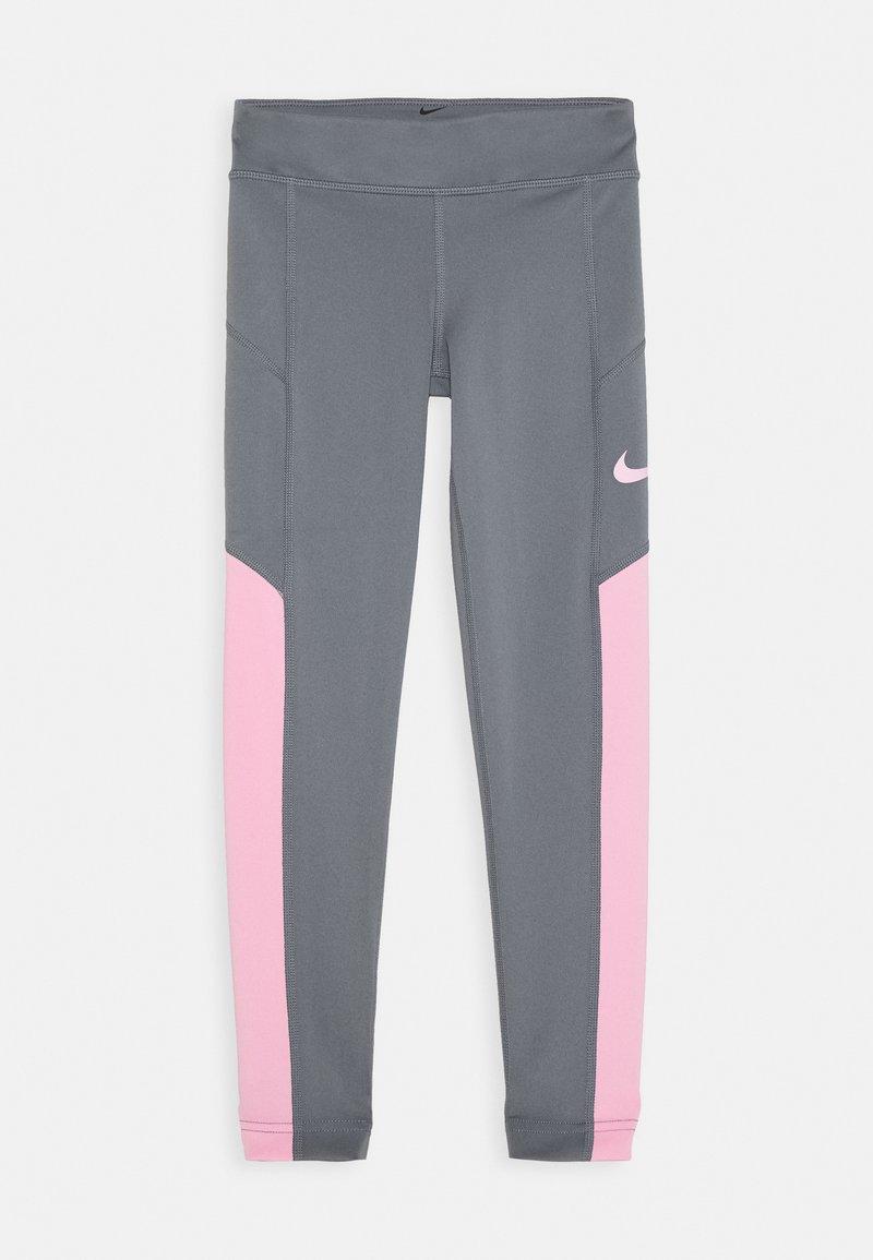 Nike Performance - TROPHY - Legging - pink/cool grey