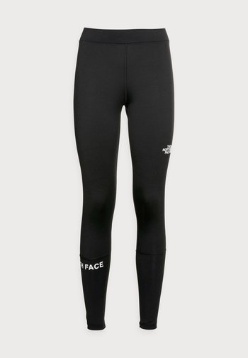 TIGHT - Leggings - Trousers - black