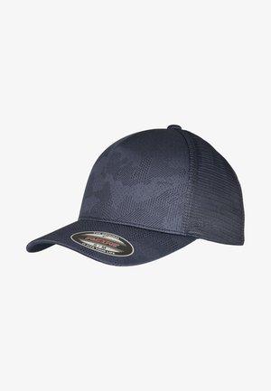 JAQUARD  - Cap - navy