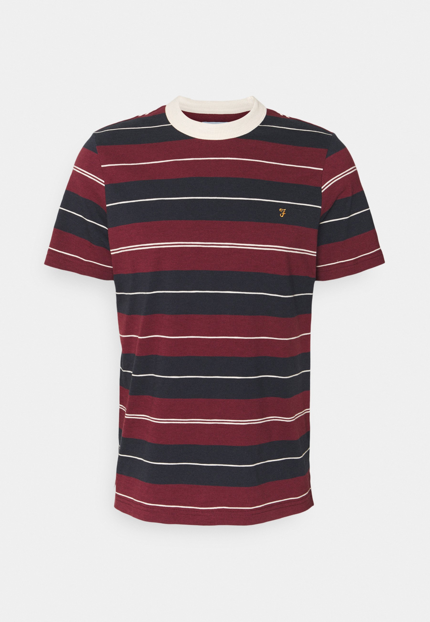 Men ALFRED TEE - Print T-shirt