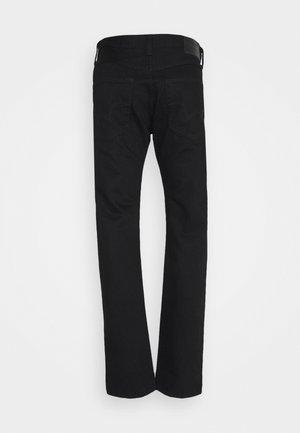 Straight leg jeans - black denim