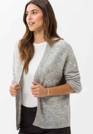 STYLE ANIQUE - Blazer - light grey mel.